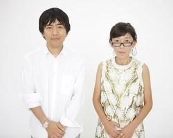 Sejima and Nishizawa, feeling the excitement!