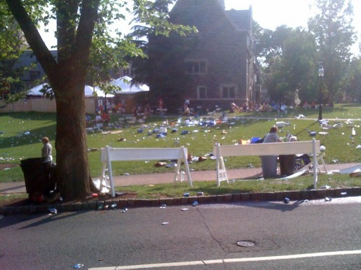 P-Rade aftermath
