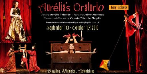 Aurelias-Oratorio-Website