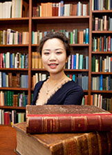 Veronica Shi (photo: princeton.edu)