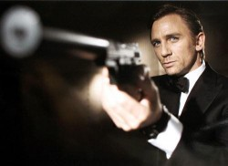 The name's Bond ... James Bond.