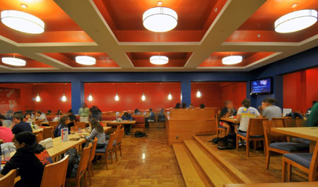 Residential college review wilson edition university for U of t dining hall hours
