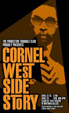 Triangle sold out so fast when people thought this was a real Sondheim-adapted rap musical.