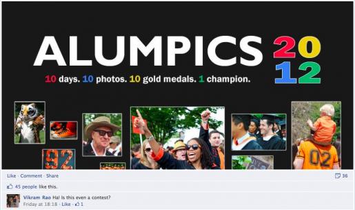 Alumpics2012