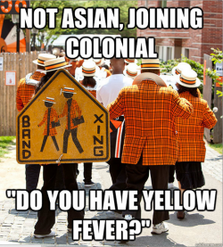 The reason we are using this potentially controversial meme is to pique your interest in an upcoming post by VC '14, re: yellow fever, Asians, etc. Yeah, STAY TUNED! Also, browsing the Princeton memes site makes me homesick for campus. Also this comment is fiendishly long. I apologize.