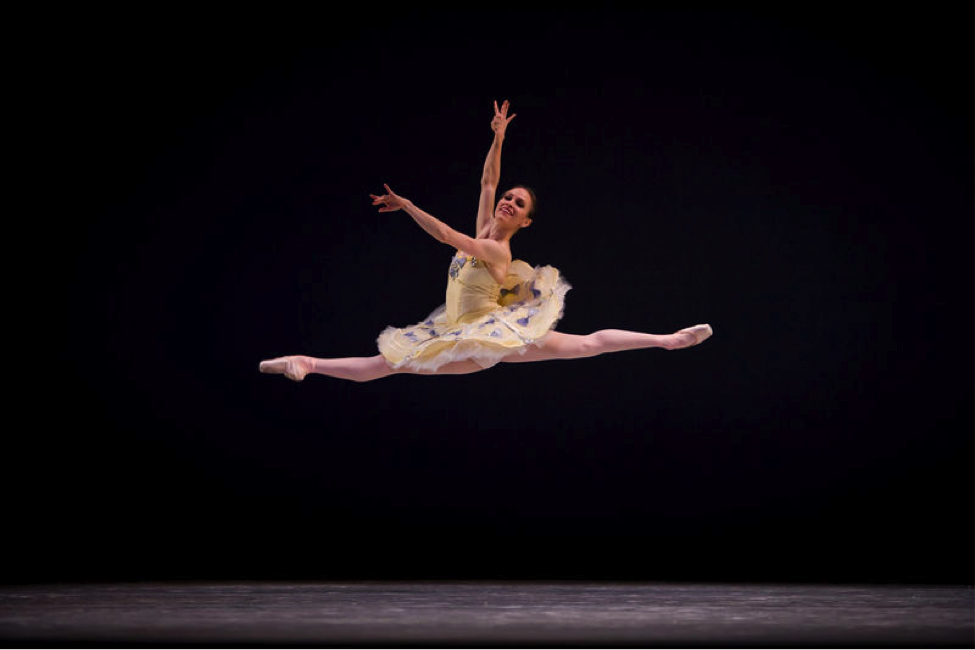 horizontal jump grand jete analysis Powers during the landing from the ballet jump called the grand jeté  the  human eye perceives the aerial phase of the grand jeté movement to be  horizontal in.