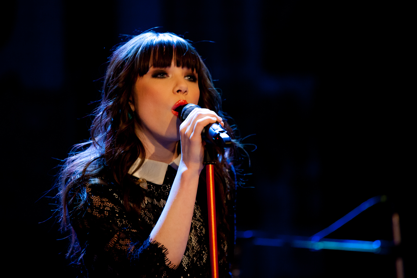 Carly Rae Jespen: Carly Rae Jepsen At Spring Lawnparties?